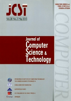 Journal of Computer Science & Technology2013年第03期
