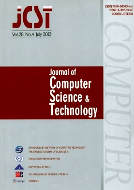 Journal of Computer Science & Technology2013年第04期