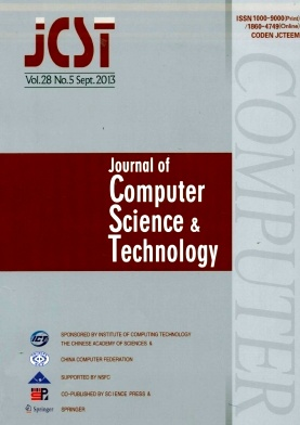 Journal of Computer Science & Technology2013年第05期