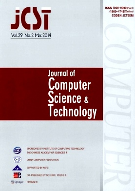 Journal of Computer Science & Technology2014年第02期