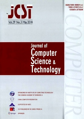 Journal of Computer Science & Technology2014年第03期