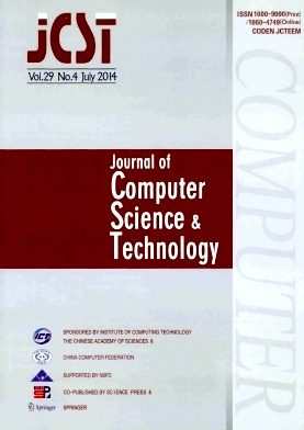 Journal of Computer Science & Technology2014年第04期