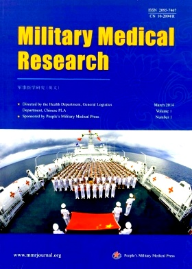 《Military Medical Research》2014年01期