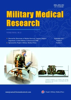 《Military Medical Research》2017年03期