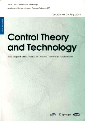Control Theory and Technology2014年第03期