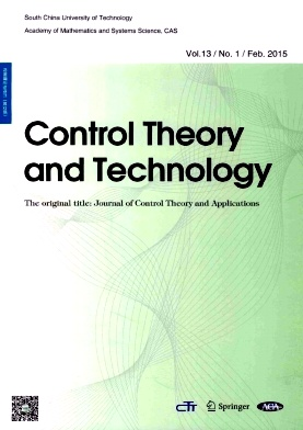 Control Theory and Technology2015年第01期