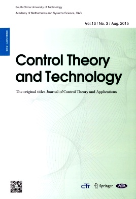 推荐杂志:Control Theory and Technology
