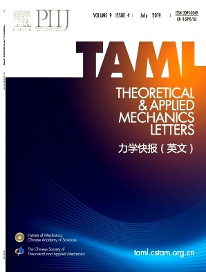 Theoretical & Applied Mechanics Letters