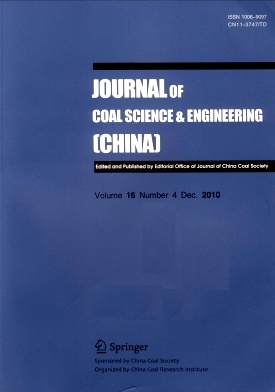 International Journal of Coal Science & Technology杂志