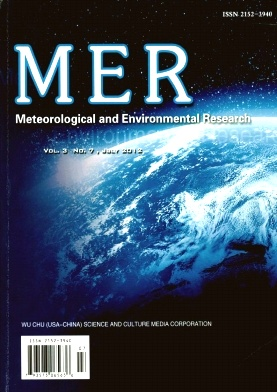 《Meteorological and Environmental Research》2012年07期