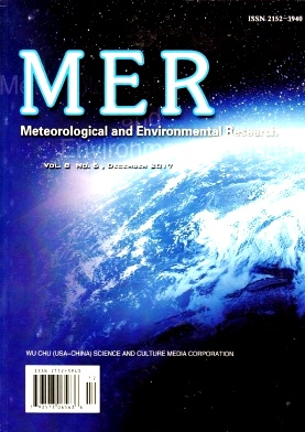 《Meteorological and Environmental Research》2017年06期