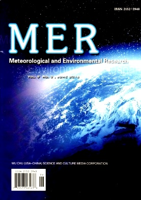 Meteorological and Environmental Research2018年第03期