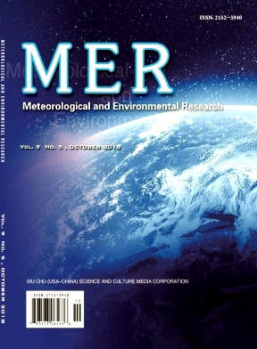 Meteorological and Environmental Research2018年第05期
