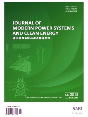 Journal of Modern Power Systems and Clean Energy2018年第04期