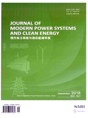 Journal of Modern Power Systems and Clean Energy2018年第05期