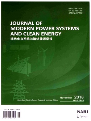 Journal of Modern Power Systems and Clean Energy2018年第06期