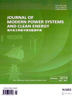 Journal of Modern Power Systems and Clean Energy2019年第01期