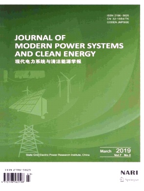Journal of Modern Power Systems and Clean Energy2019年第02期