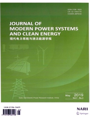 Journal of Modern Power Systems and Clean Energy2019年第03期