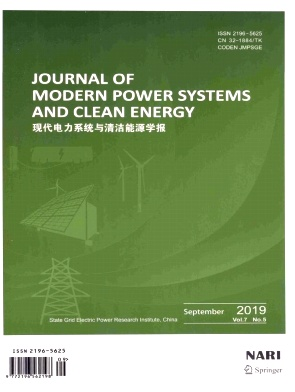 《Journal of Modern Power Systems and Clean Energy》2019年05期