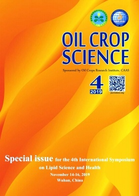 Oil Crop Science