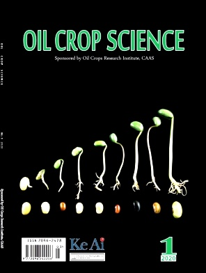 Oil Crop Science杂志
