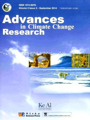 Advances in Climate Change Research2014年第03期