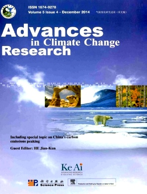 Advances in Climate Change Research2014年第04期