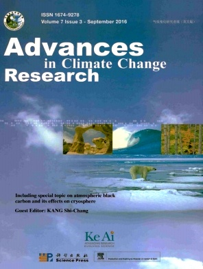 Advances in Climate Change Research2016年第03期