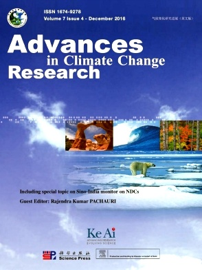 Advances in Climate Change Research