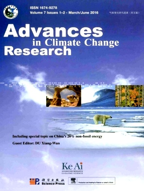 Advances in Climate Change Research杂志