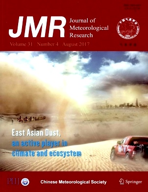 Journal of Meteorological Research电子杂志