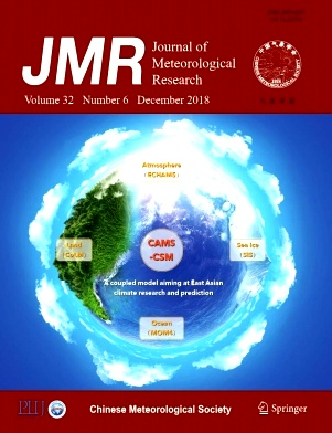 《Journal of Meteorological Research》2018年06期