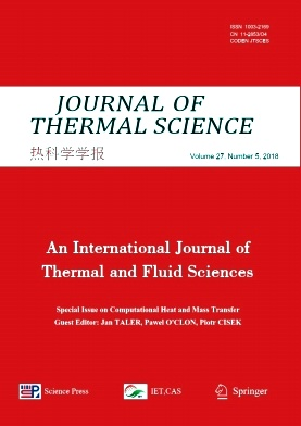 Journal of Thermal Science2018年第05期
