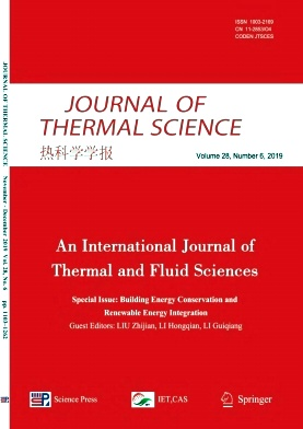 Journal of Thermal Science2019年第06期