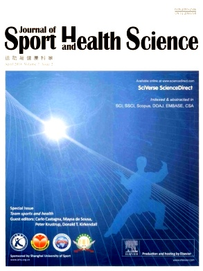 Journal of Sport and Health Science2018年第02期