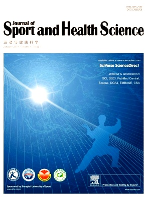 Journal of Sport and Health Science2019年第01期