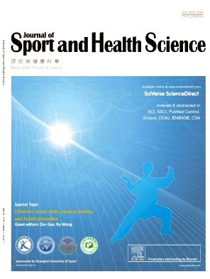 Journal of Sport and Health Science2019年第02期