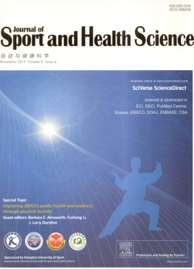 Journal of Sport and Health Science2019年第06期