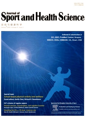 Journal of Sport and Health Science
