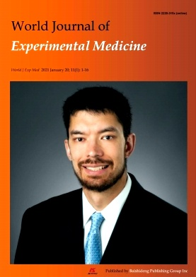 World Journal of Experimental Medicine