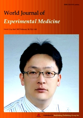 World Journal of Experimental Medicine2017年第01期