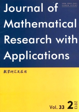 Journal of Mathematical Research with Applications杂志电子版2013年第02期