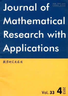 Journal of Mathematical Research with Applications杂志电子版2013年第04期