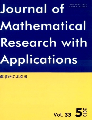 Journal of Mathematical Research with Applications杂志电子版2013年第05期
