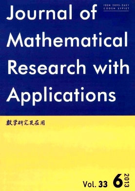 Journal of Mathematical Research with Applications杂志电子版2013年第06期