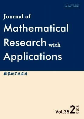 Journal of Mathematical Research with Applications杂志电子版2015年第02期