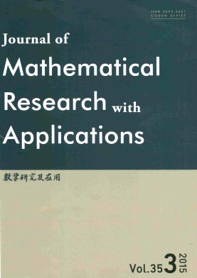 Journal of Mathematical Research with Applications杂志电子版2015年第03期