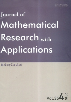 Journal of Mathematical Research with Applications杂志电子版2015年第04期