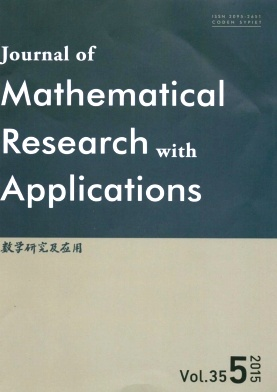 Journal of Mathematical Research with Applications杂志电子版2015年第05期